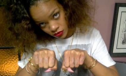 Thug Life: Rihanna Gets Another New Tattoo