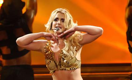 Britney Spears, Isaac Cohen Seen In Public!