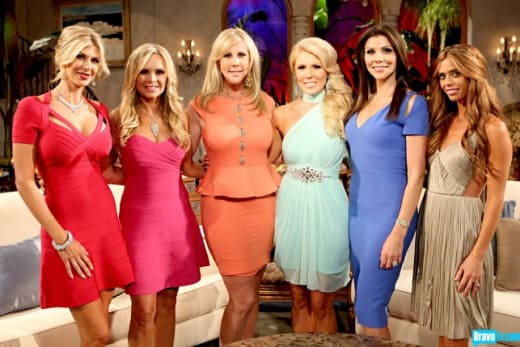 The Real Housewives of Orange County Reunion