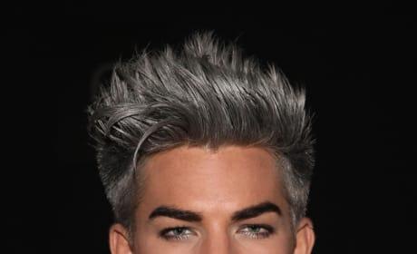 Adam Lambert in a Bow Tie