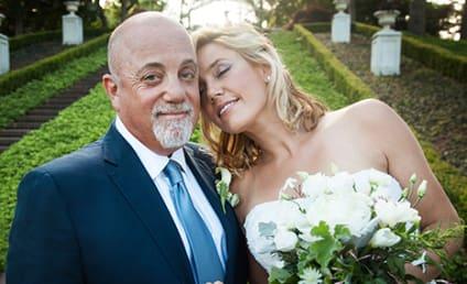 Billy Joel Marries Alexis Roderick in Top Secret Wedding
