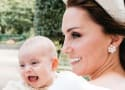 Prince Louis Christening Pics: Radiant! Precious! Regal! HERE!