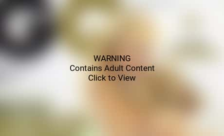 Naked Paris Hilton
