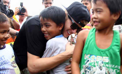 Justin Bieber Surprises Fans in the Philippines with Special Concert