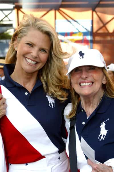 Christie and Marjorie Brinkley Photo