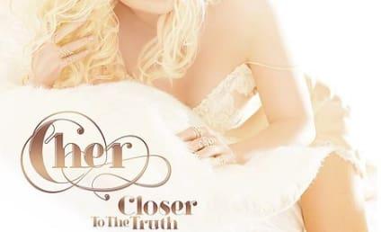 Cher Album Covers: Playboy Centerfold-Esque!