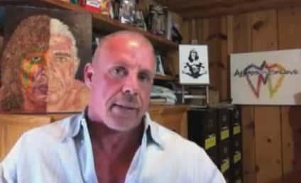 "The Warrior Rants Against ""Dope Head,"" Wife-Swapping Hulk Hogan"