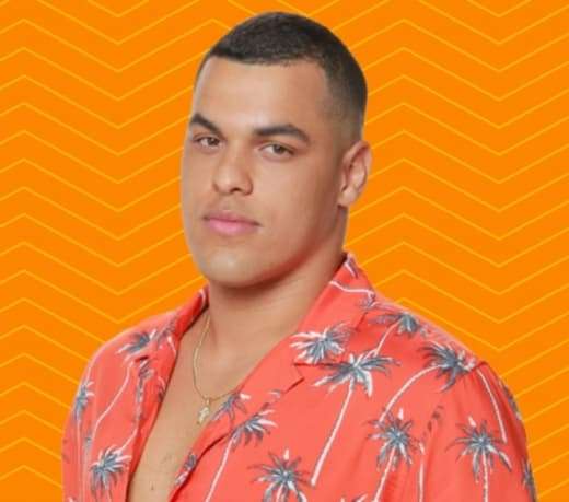 Josh Martinez on Big Brother