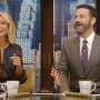 Kelly Ripa and Jimmy Kimmel