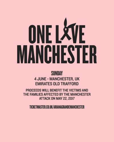 One live poster
