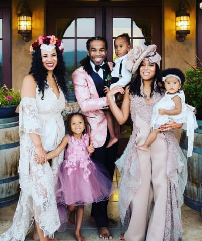 Dimitri Snowden and the family