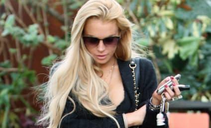 Mystery Lindsay Lohan Late Show Agent Revealed: Michael Lohan!