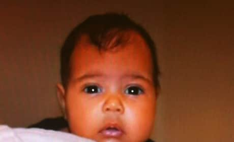 Who should be North West's godfather?