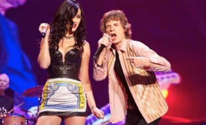 Katy Perry: Mick Jagger Hit on Me When I Was 18!