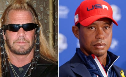 Dog the Bounty Hunter Rescues Tiger Woods' Mistress From Drug Den, Proves 2018 is the Weirdest