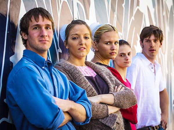 Breaking Amish Cast Members