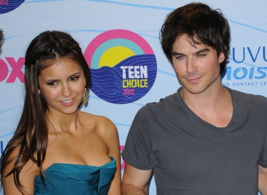 Nina Dobrev And Ian Somerhalder Hookup 2018