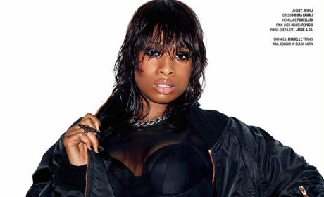 Jennifer Hudson V Picture