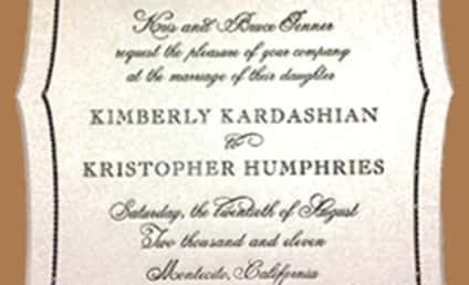 Presenting: The Kim Kardashian Invitation!