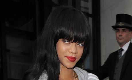 Rihanna Lips