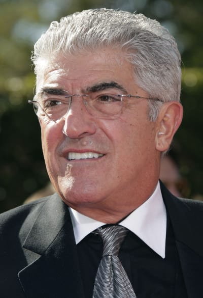 Frank Vincent, in the Sun