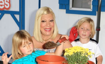 Tori Spelling Gives Birth to a Boy!