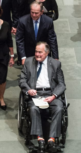 George H.W. Bush Image