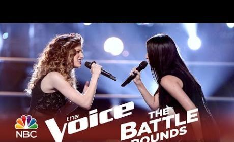 Sugar Joans vs. Jean Kelley (The Voice Battle Round)