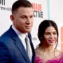 Channing Tatum and Jenna Dewan Tatum Pic