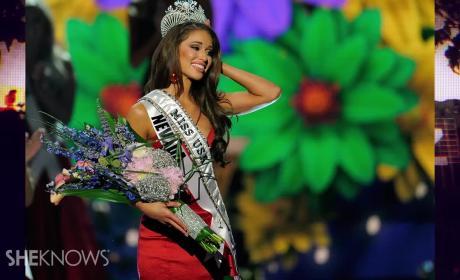 Nia Sanchez: Miss USA 2014!