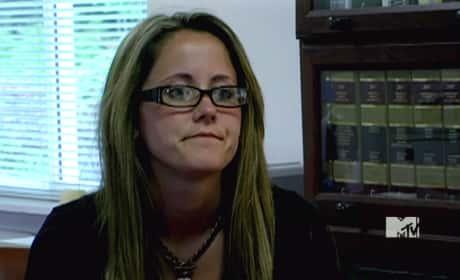 Jenelle Evans, Glasses