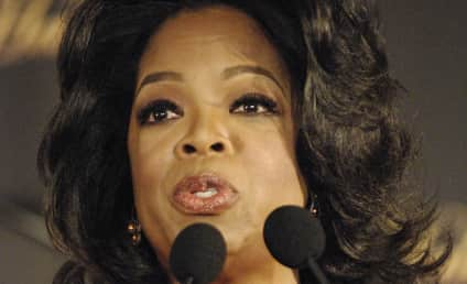 Non-Gay Oprah Seen Out With Stedman