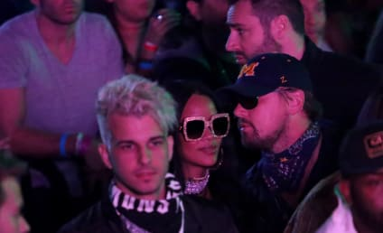 Leonardo DiCaprio & Rihanna: BACK TOGETHER for Coachella??