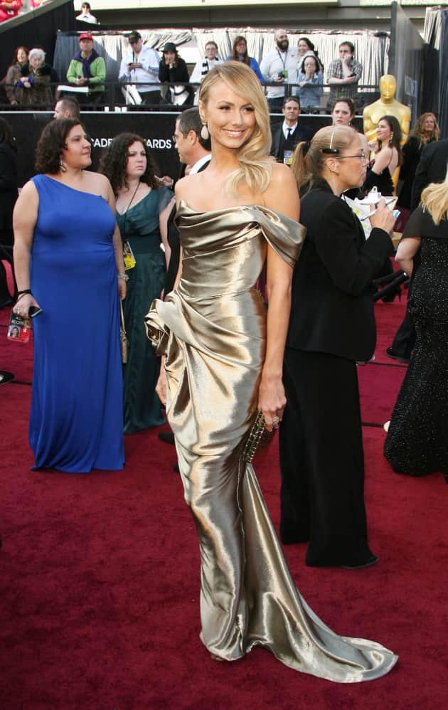 Stacy Kiebler 84th Annual Academy Awards