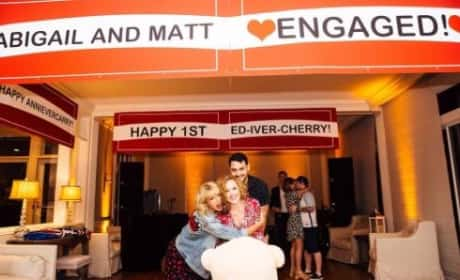 Taylor Swift: Abigail Anderson Engagement Photo