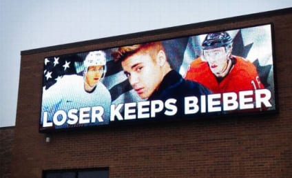 USA Hockey vs. Canada: Should the Loser Keep Justin Bieber?