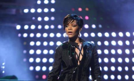 Rock On, Rihanna!