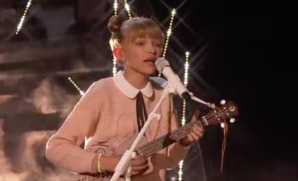 Grace VanderWaal Lights Up the Sky on America's Got Talent