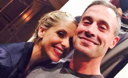 Sarah Michelle Gellar and Freddie Prinze, Jr. Selfie: Cute Couple Alert!