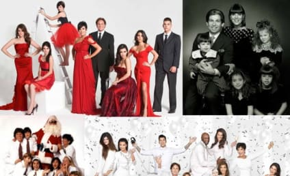 Kardashian Christmas Cards: Which is Your Favorite?