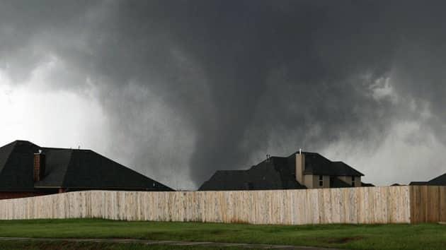 Oklahoma Tornado Photo