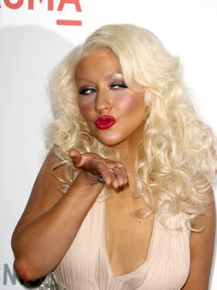 Kiss from Xtina
