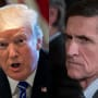 Donald trump mike flynn split