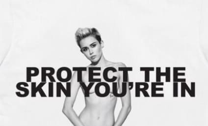 Miley Cyrus: Nude for a Great Cause!