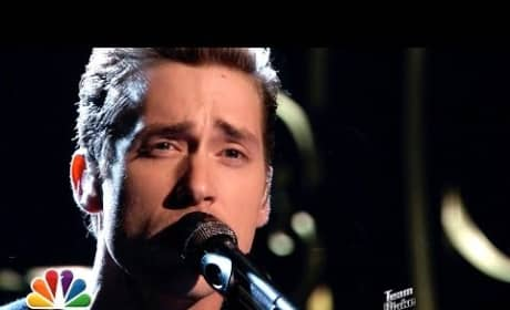 "Ray Boudreaux: John Legend's ""All of Me"" - The Voice"