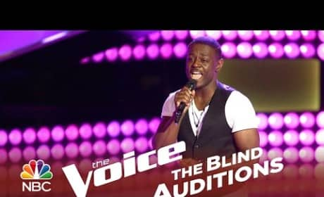Damien - It's So Hard to Say Goodbye to Yesterday (The Voice Audition)