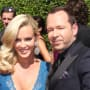 Jenny McCarthy and Donne Wahlberg Pic