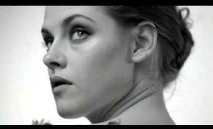 Kristen Stewart Florabotanica Ad: Topless and Tropical