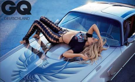 Khloe Kardashian GQ Picture