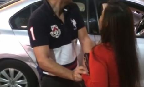 Florida Doctor Attacks Uber Driver!